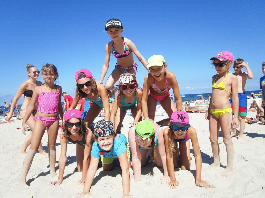 Małe Syrenki - kolonia dla dziewczynek 2020