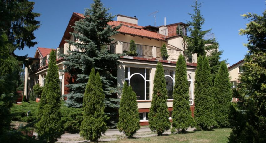 ośrodek Bursztyn w Jantarze