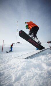 Snowboard Austria 2021