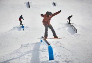 obóz snowboardowy Austria 2021