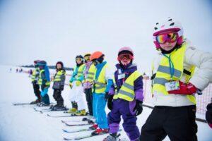 Zajęcia narciarskie